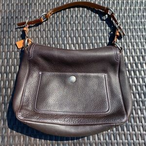 Coach Chelsea Brown Leather Purse